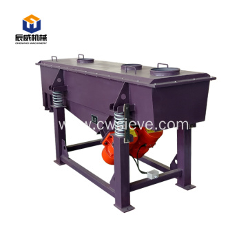 linear sand vibratory sifting equipment